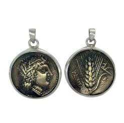 Bronze Medallions