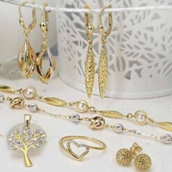 10KT Gold Jewellery