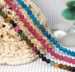 Gemstone Beads (3-3.5mm)