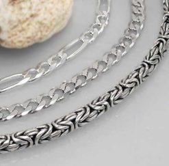 Basic Chains & Bracelets